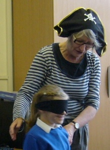 pirate lessons and lesson plan KS1