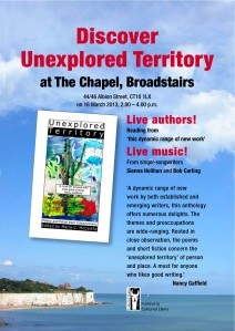 Chapel-Unexplored Territory–Poster
